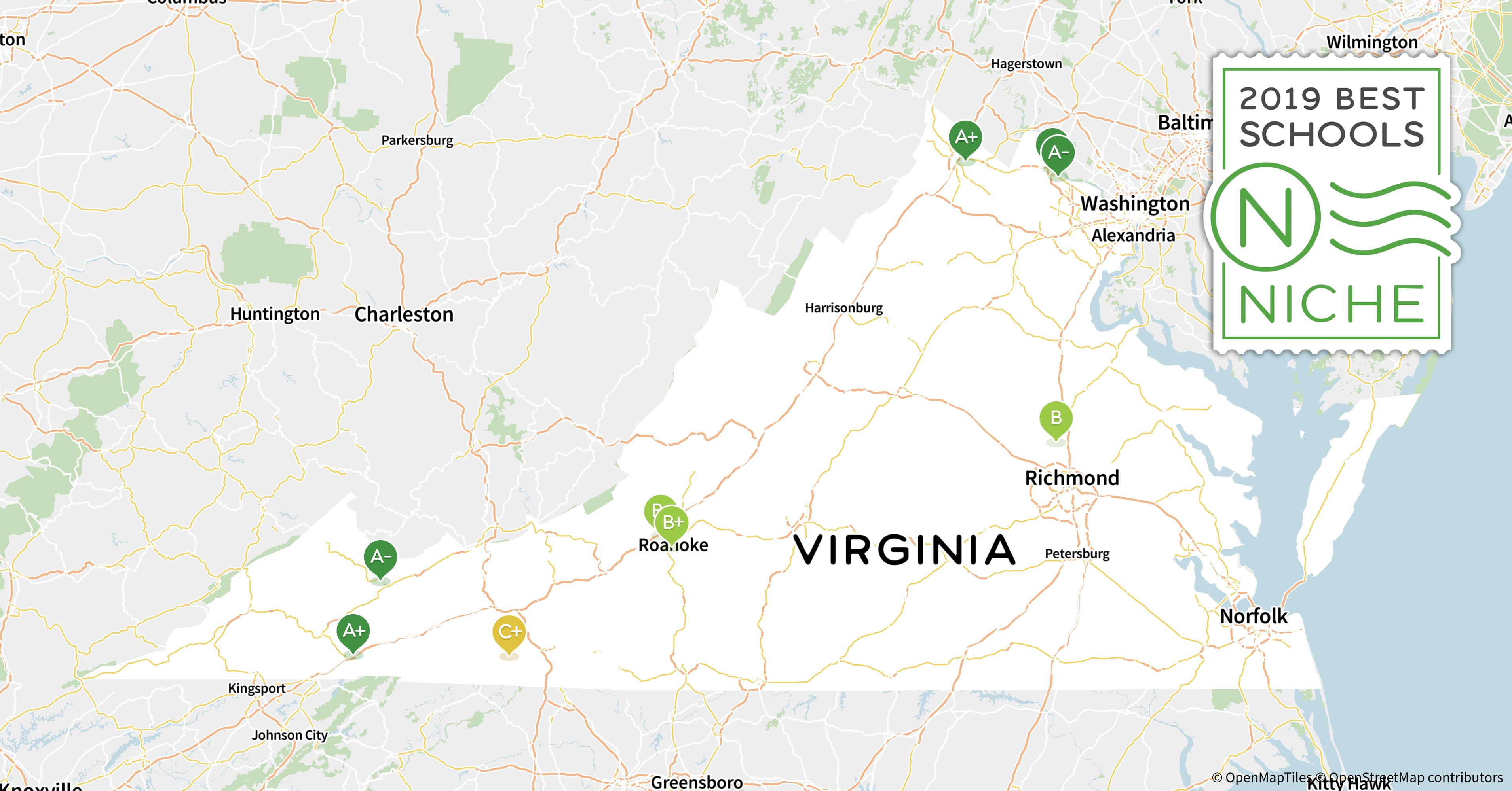 Elephant Best Districts School – Bull The Virginia's