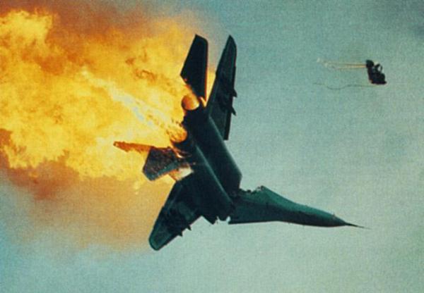 Avoiding Crash and Burn